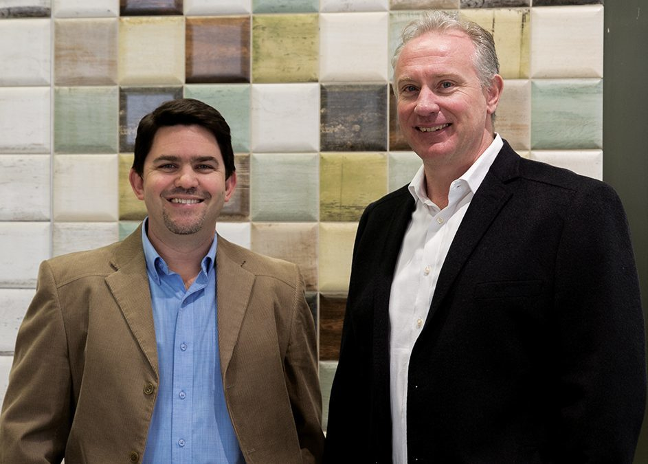 Paul Couzis and Sergio Galli – Italtile Retail