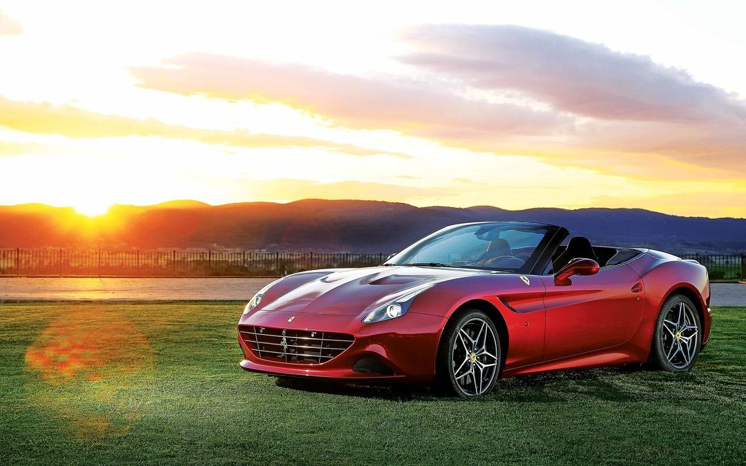 Ferrari – California T