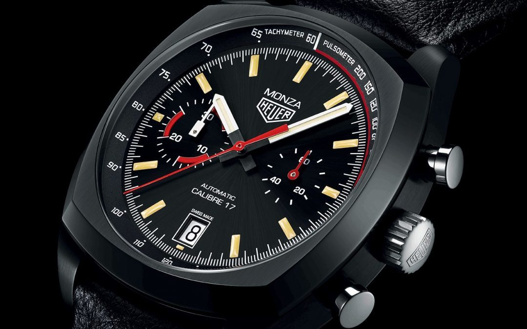 Tag Heuer – Monza Chronograph