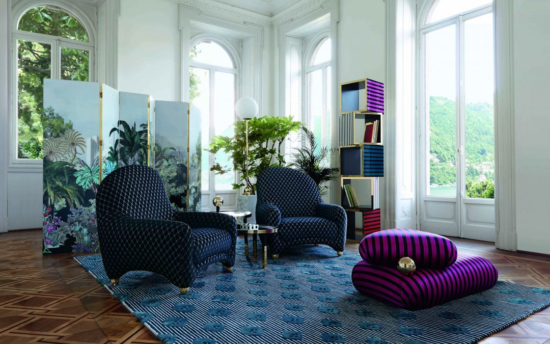 Roche Bobois – Teaming Exclusivity