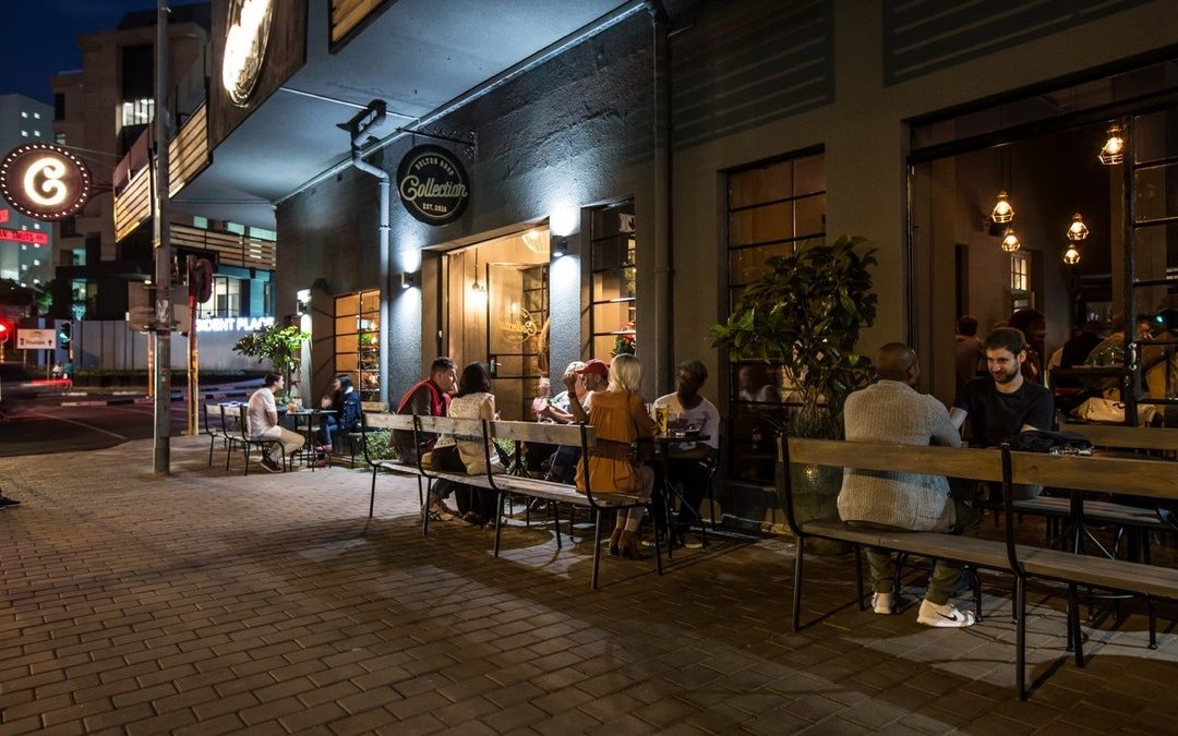 Park Corner – The hotspot for Johannesburg's trendy professionals