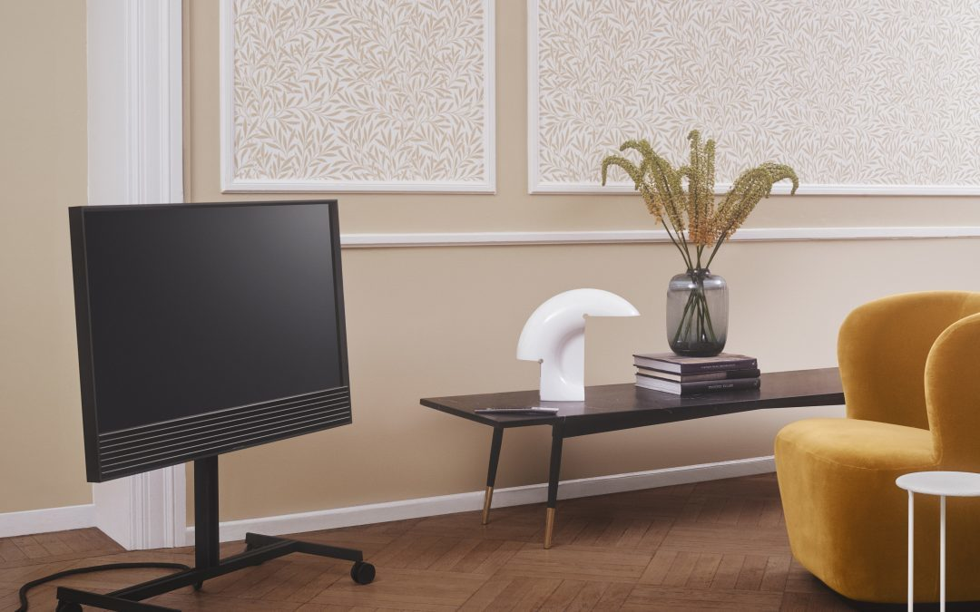 Bang & Olufsen presents the BeoVision Horizon TV