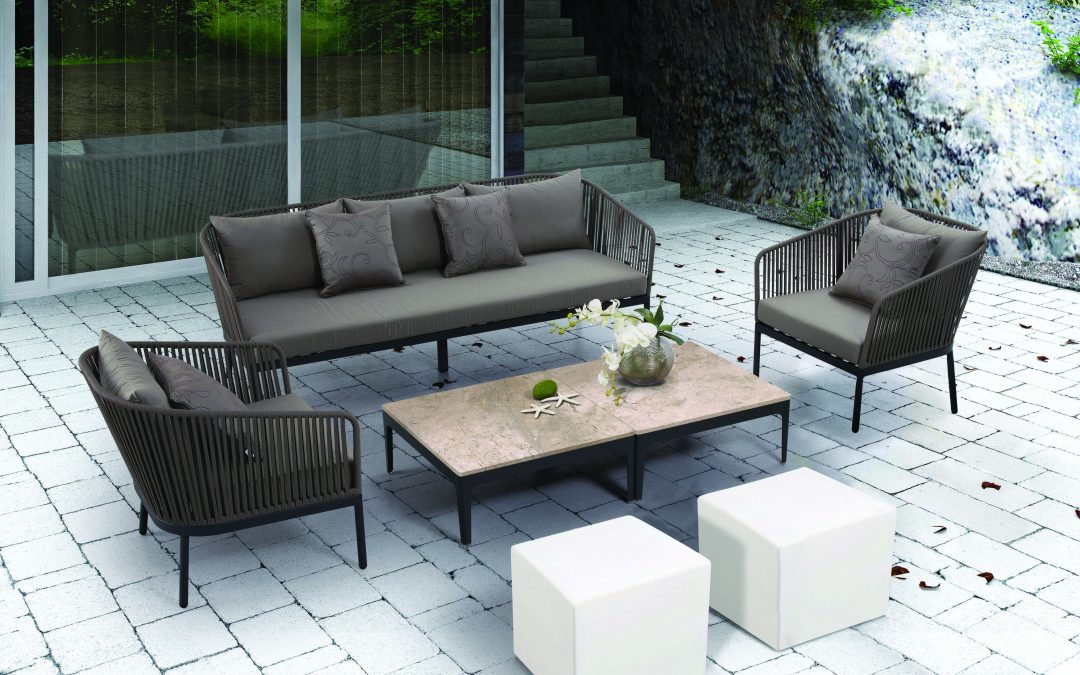 Mobelli's Xanadu Collection – a versatile indoor or outdoor solution to suit your lifestyle