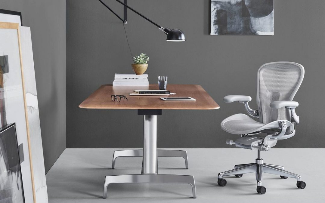 Introducing the New Aeron® Chair from Herman Miller