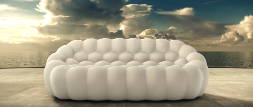 Roche Bobois: Bubble by Sacha Lakic