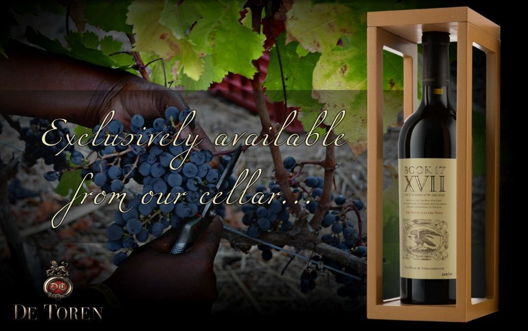 De Toren – Book XVII – The latest vintage of SA's most elite red wine is here!