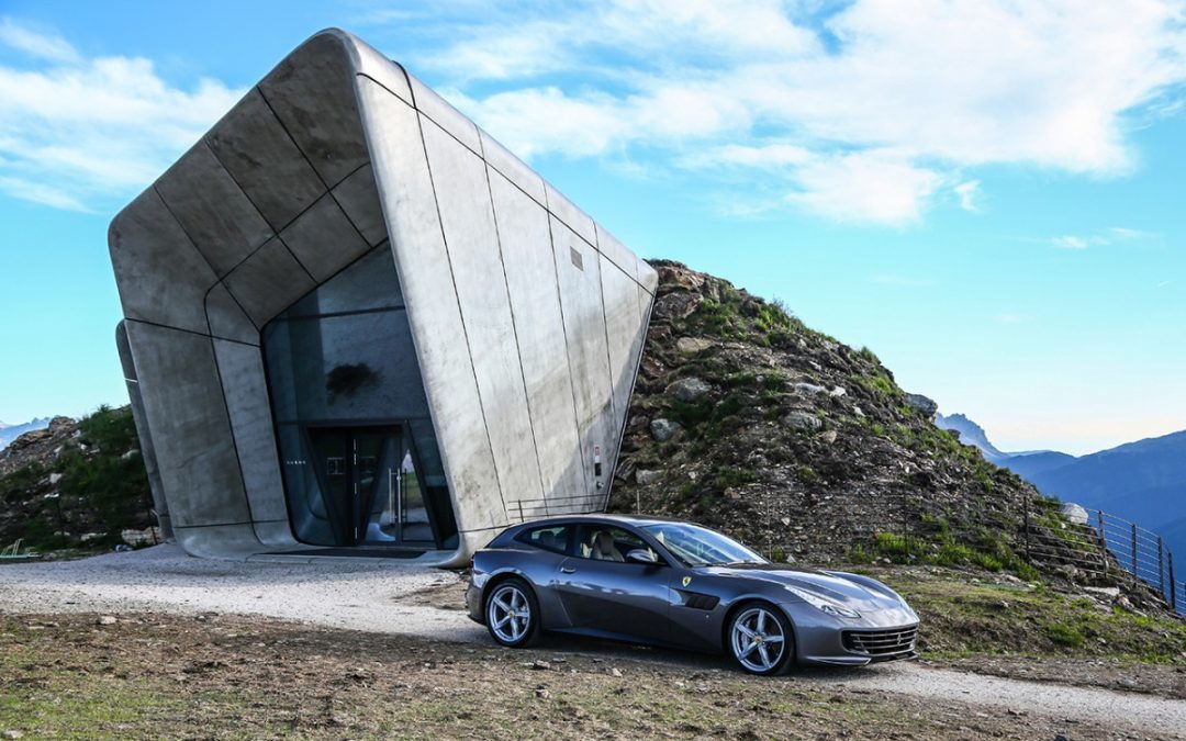 Ferrari breaks new ground with GTC4Lusso
