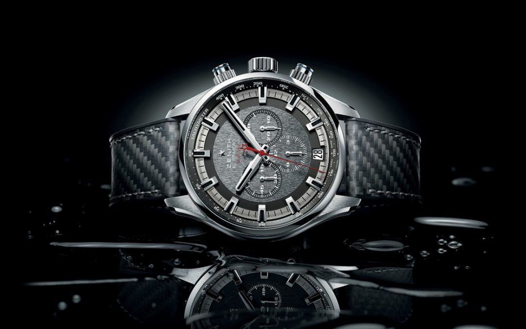 The Chronomaster El Primero Sport Land Rover BAR Team Edition
