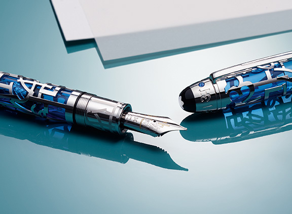 Montblanc celebrates the gift of writing at launch of UNICEF Collection in South Africa