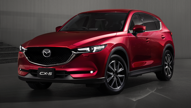 2017 Toyota Prius Interior >> Mazda's all-new CX-5 debuts in South Africa - Habitat Magazine South Africa