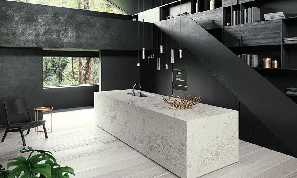 The Global Trendsetter in Kitchen & Bathroom Quartz Surfaces