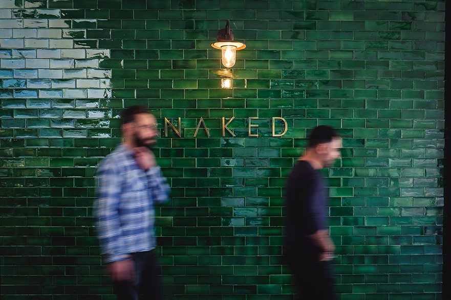 The Naked Kitchen & Coffee Bar
