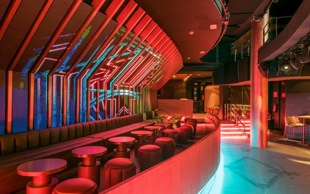 Neolith® by TheSize takes centre stage at Madrid's Barcelo Theatre