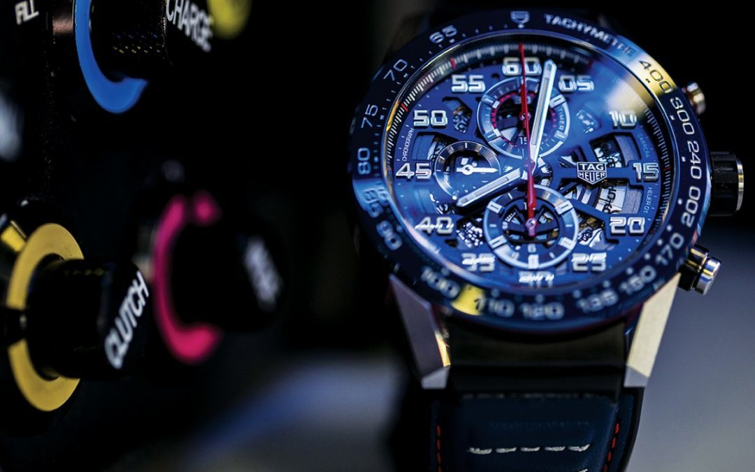 Red Bull Racing F1-TAG Heuer