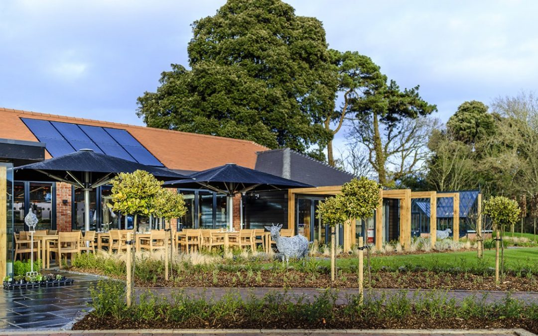Chewton Glen gets cooking with Neolith®
