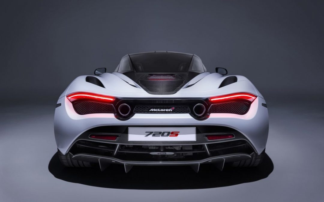 McLaren 720S – Superfast Roadrunner