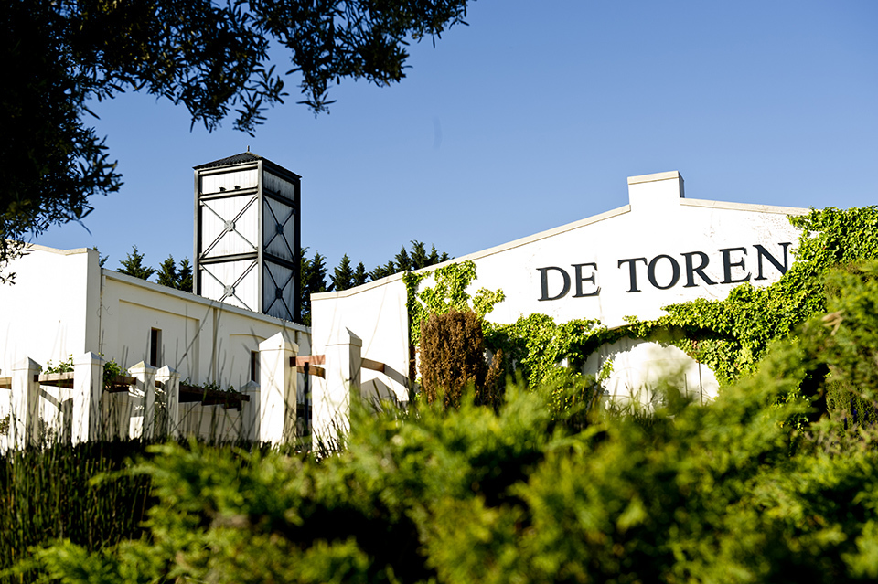 De Toren Private Cellar Announces the 2017 Wine Star Awards Nomination