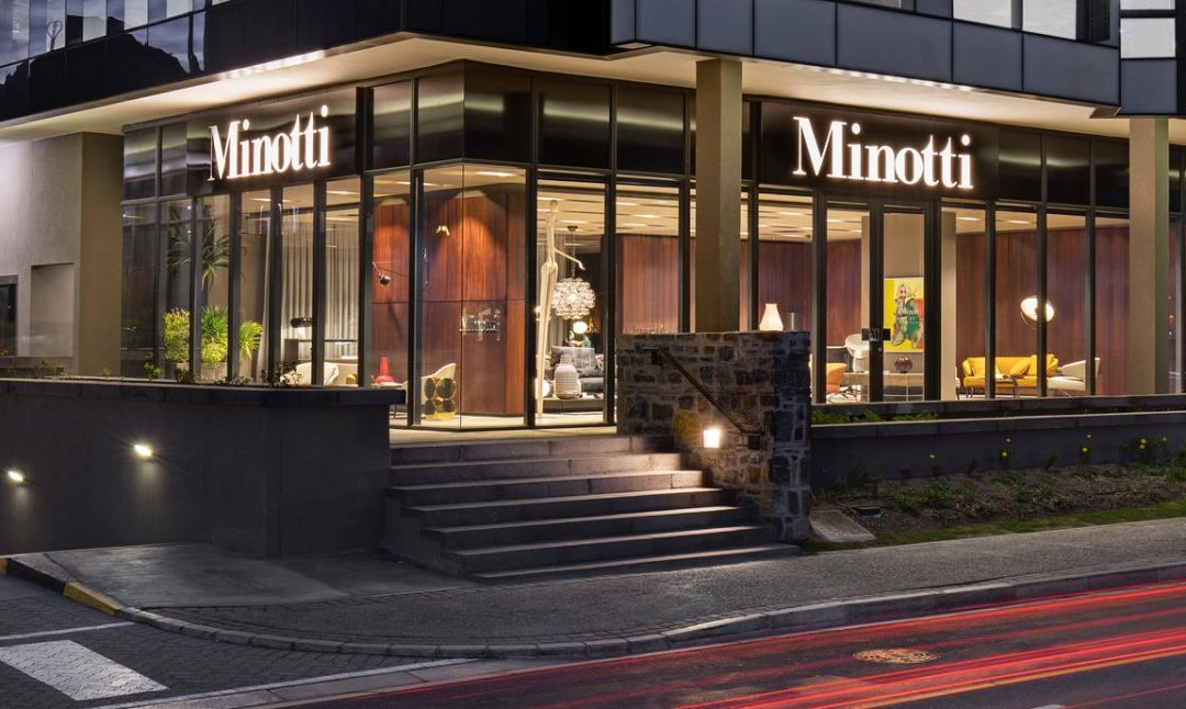 Minotti Cape Town by Limeline