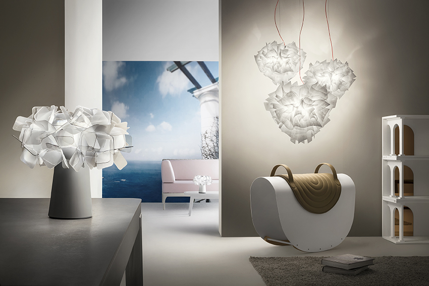 Slamp Introduces the Clizia Lamp