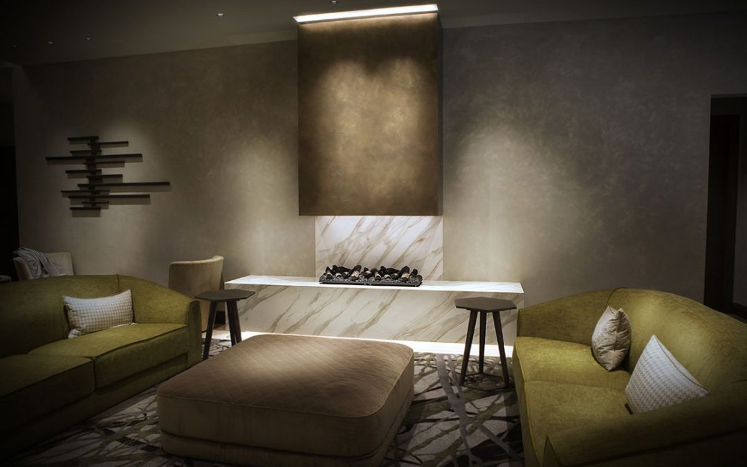 Neolith® and the City – Calacatta Gold specified for Hilton Hotel in Milan