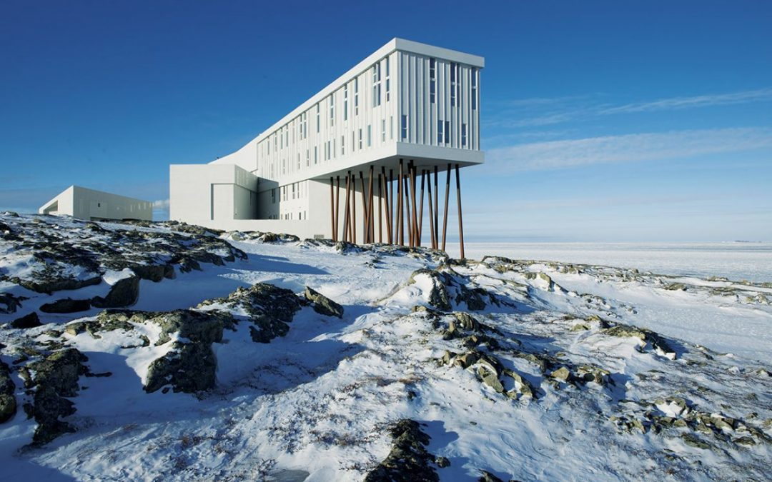Newfoundland / Labrador – Fogo Island Inn & Furniture