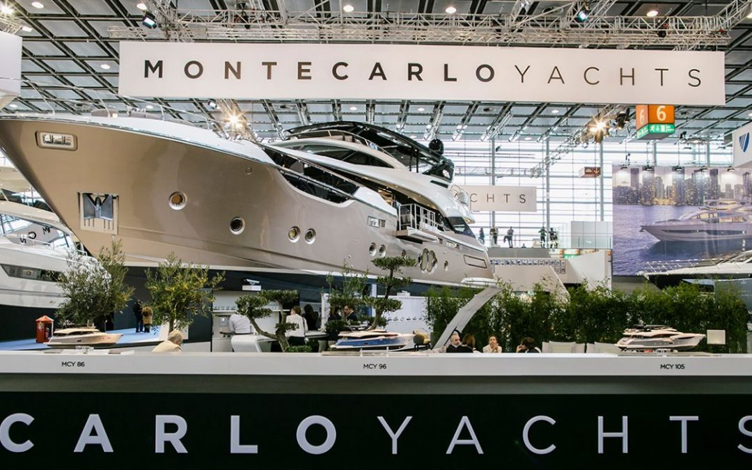 Giorgetti At The Düsseldorf Boat Show With Monte Carlo Yachts