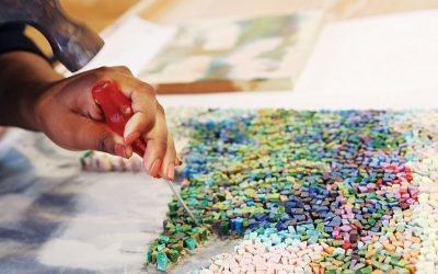 Mosaic Magic Comes To Spier