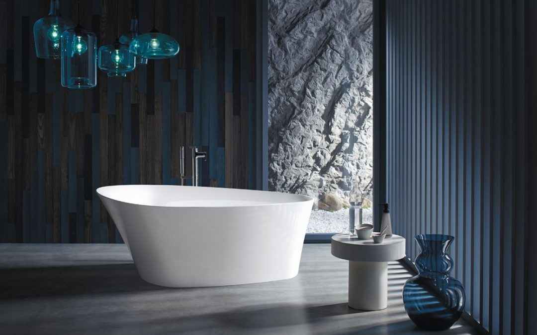KOHLER Presents: CERIC and VEIL, a new age in freestanding baths
