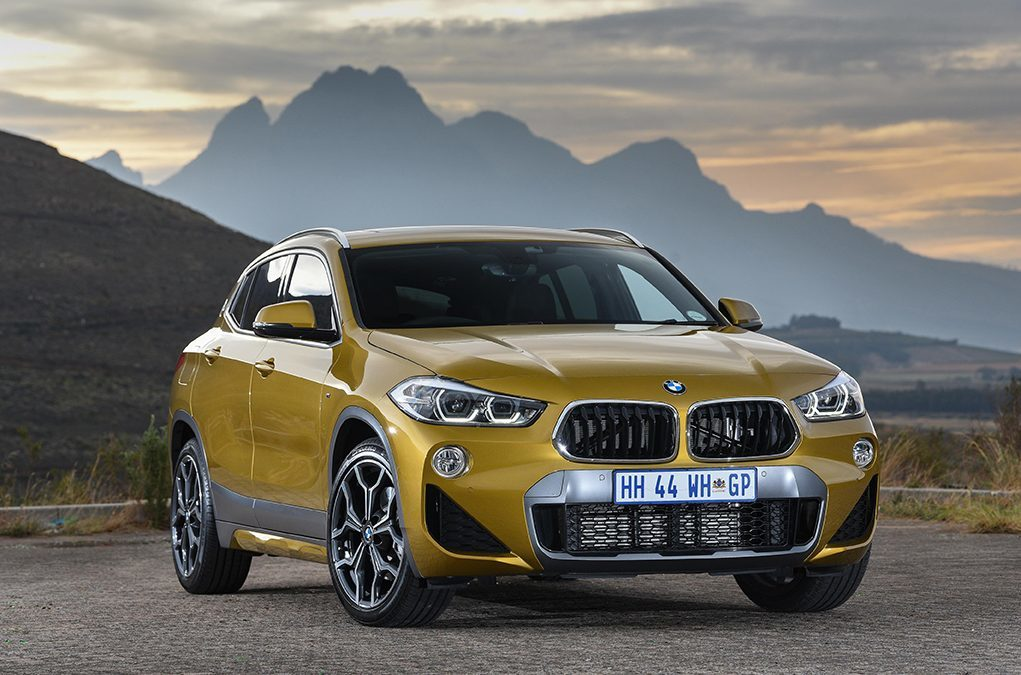 BMW X2 – Classy Compact