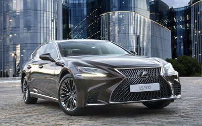 Lexus: LS is More