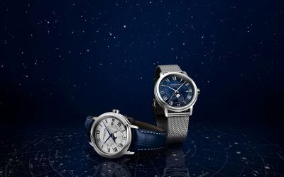 RAYMOND WEIL – Celebrating The Stellar World With The New Maestro Moon Phase