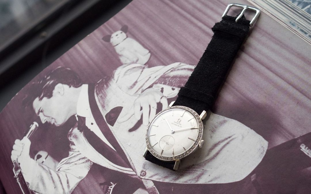 Elvis Presley's OMEGA sells for a world record  CHF 1,500,000 at auction