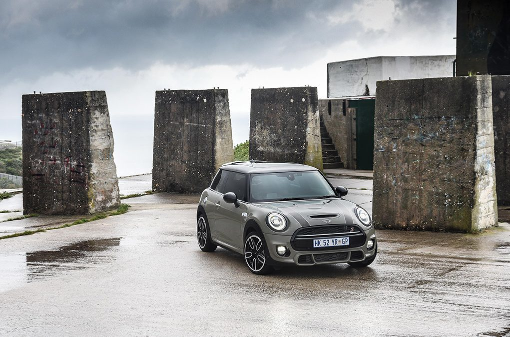 Explore More Corners: The New Mini