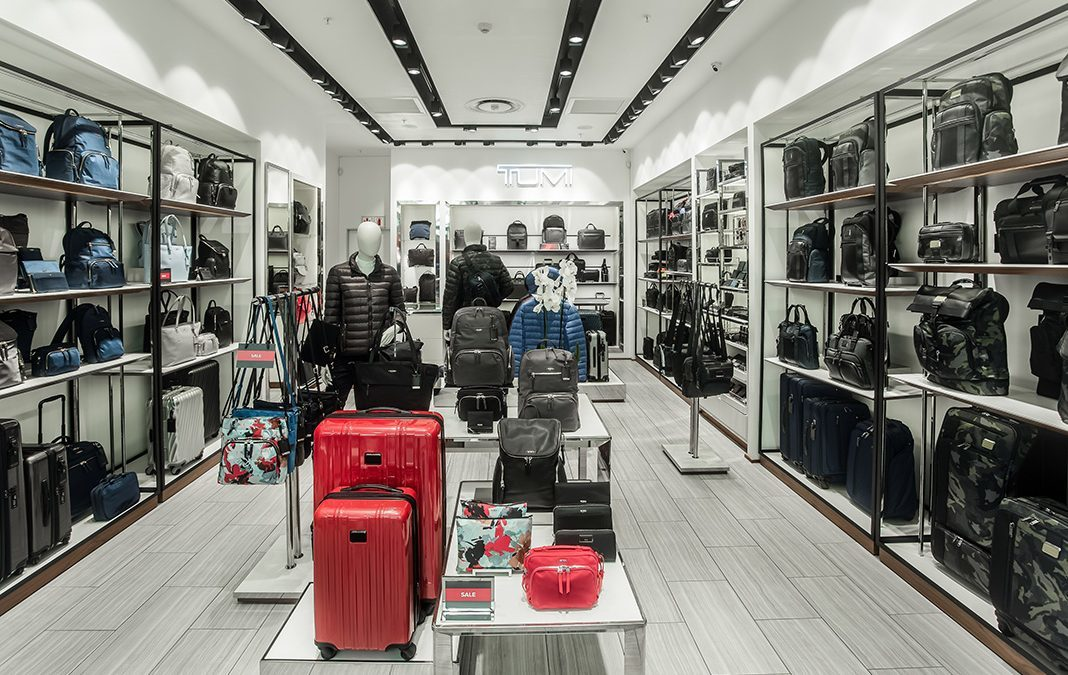 Tumi Arrives at Cape Town's Canal Walk Shopping Centre