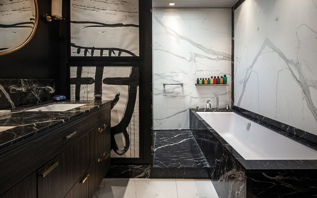 Neolith® Awash with beauty