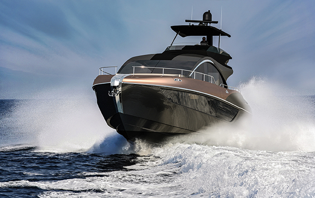Lexus Expands its Frontiers With Flagship Yacht