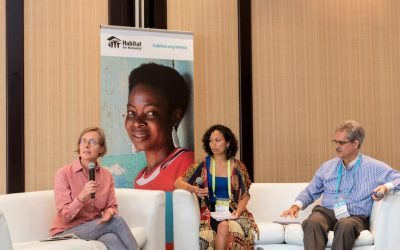 Habitat for Humanity focuses on partnerships to solve Africa's housing problems