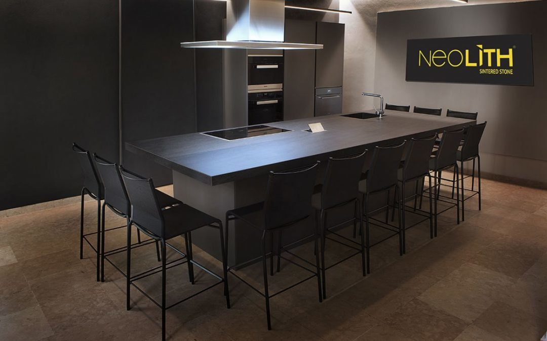 Neolith® – The Secret Ingredient for a Modern Kitchen