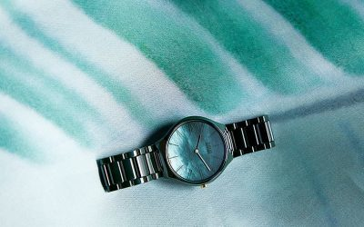 Rado True Thinline Nature Collection