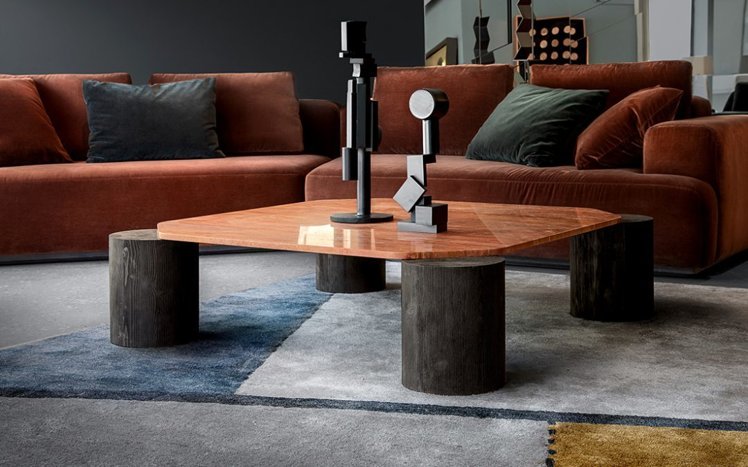 OKHA's Magnifico Coffee & Side Table