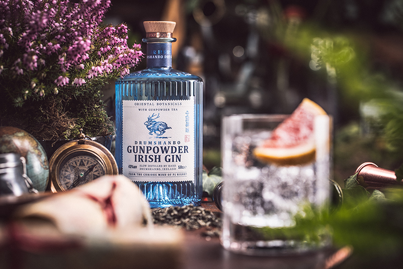 Introducing Irish Drumshanbo Gunpowder Gin