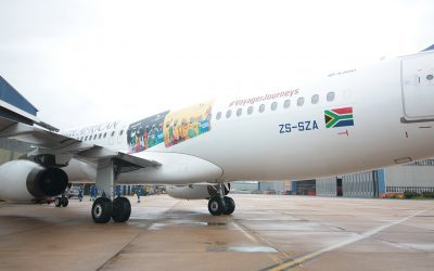 SAA and Nedbank launch world first with the SAA Voyager Cheque Card