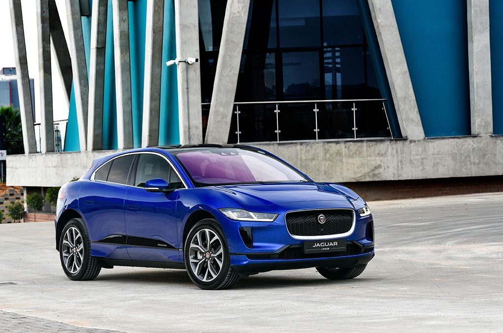 Electrifying I-PACE