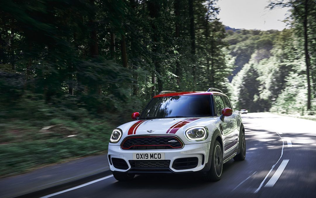 The New Mini John Cooper Works Clubman And The New Mini John Cooper