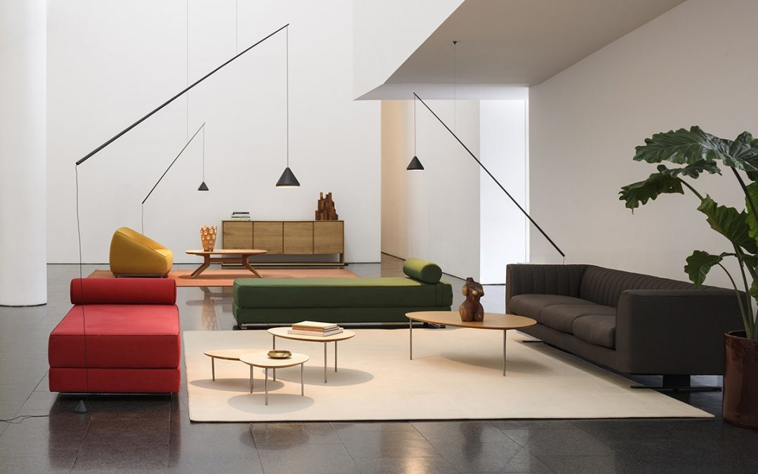 Vibia – Behind the Design: Arik Levy's North Floor-Pendant