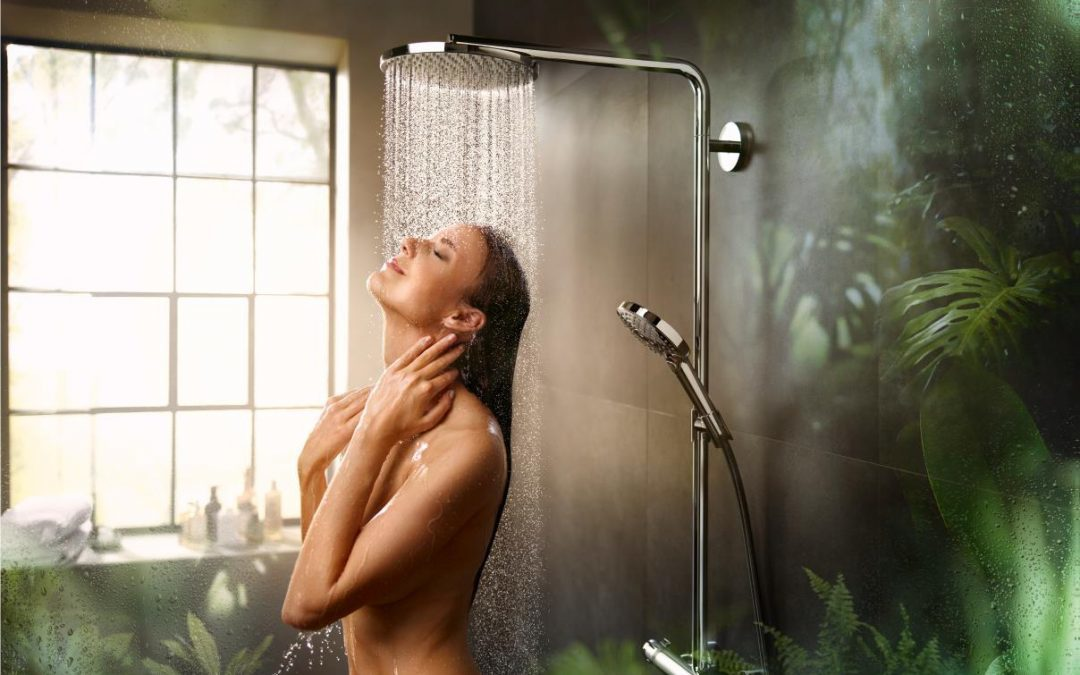 Hansgrohe – An Ode To Sprays and Spouts