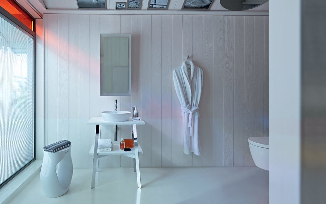 Duravit offers big-time design in compact dimensions