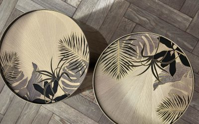 Refined inlays pay homage to the exquisite craftsmanship of Angelo Cappellini