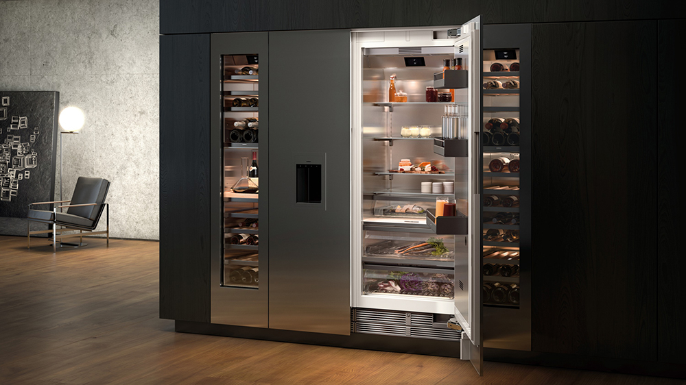 Gaggenau presents the new Vario cooling 400 series