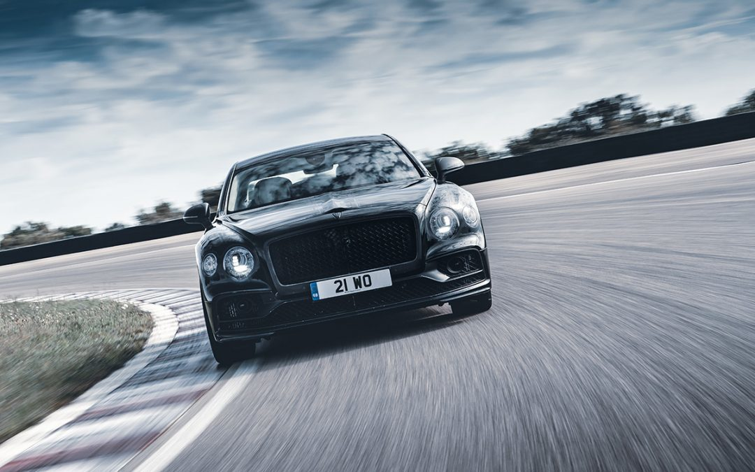The All-New Flying Spur: The Dynamic Grand Touring Sedan by Bentley